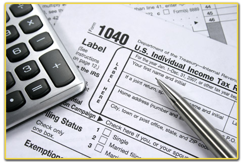 No Income Tax Forms Yet