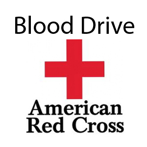 AMERICAN RED CROSS BLOOD DRIVE TODAY