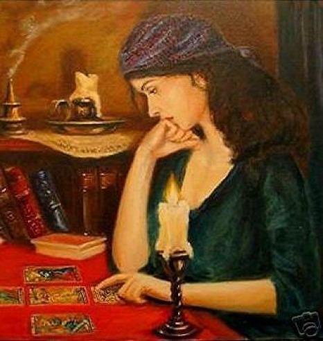 Tarot Card Reading Sign-Up