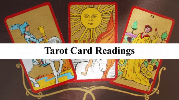 Tarot Card Appointments Are Now CLOSED