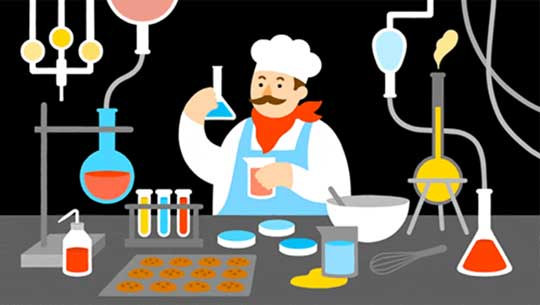 Chemistry in Cooking