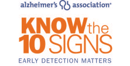 Know the 10 Signs-Early Detection Matters