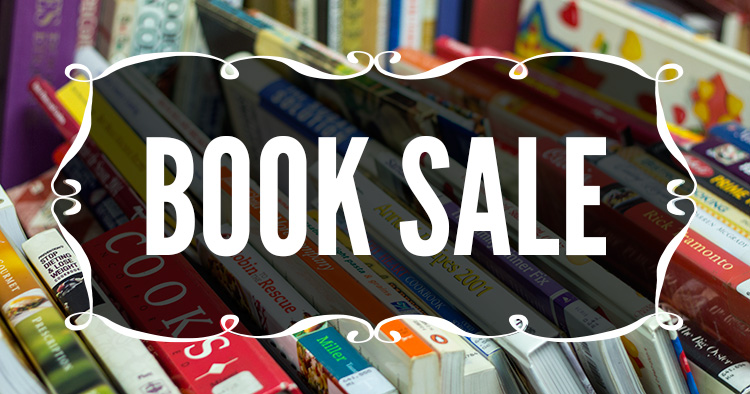 Paperback Book Sale This Saturday