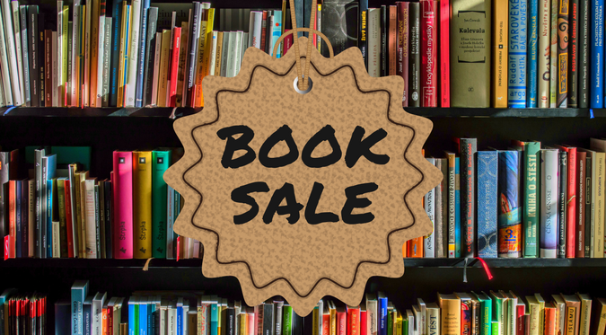 Book Sale in Chestertown