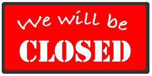 Library Closing