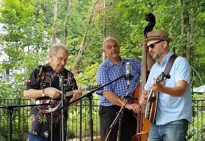 Bluegrass Music at the Library